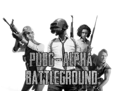 PUBG Alpha Battleground