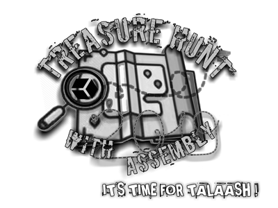 Treasure Hunt with Assembly